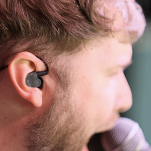 ADV. Model 2 High-resolution On-stage In-ear Monitors