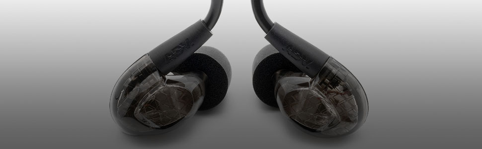 ADVANCED Model 2 High-resolution On-stage In-ear Monitors