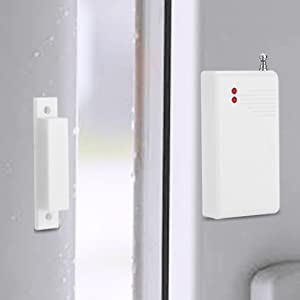 D1D9 Burglar Alarm System Wireless DIY GSM Auto Dialer for House Apartment Home Security