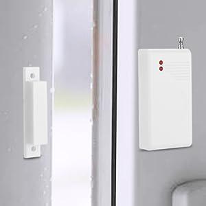 burglar alarm system gsm wireless diy home security