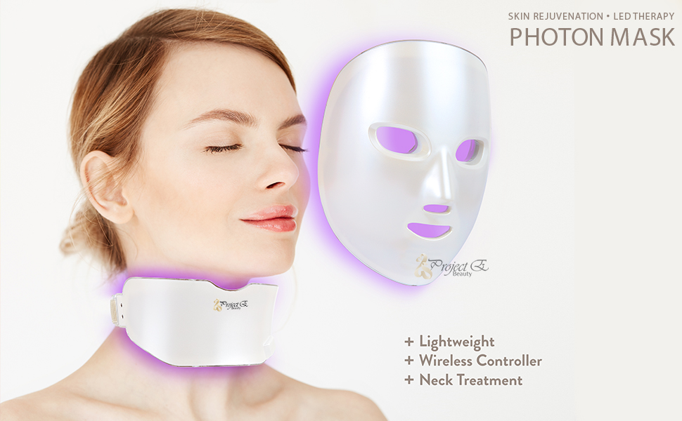 LED Mask Photon