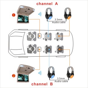 Dual channel