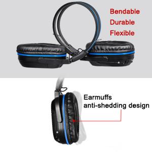 flexible ir headphones