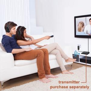 use simolio ir headphone at home