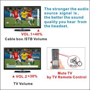 volume setting