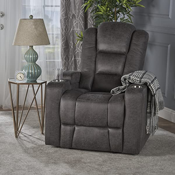 Looking for a chair power recliner to provide the assistance you need to safely lounge u0026 relax? & Amazon.com: Everette Power Motion Recliner with USB Charging Port ... islam-shia.org