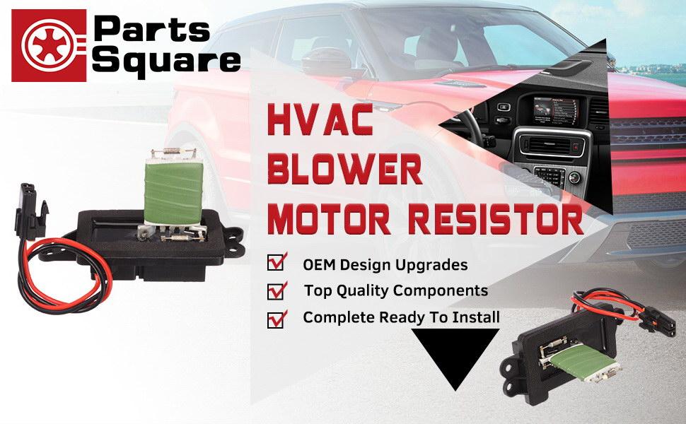 Amazon Com Partssquare Manual A C Heater Blower Motor Resistor