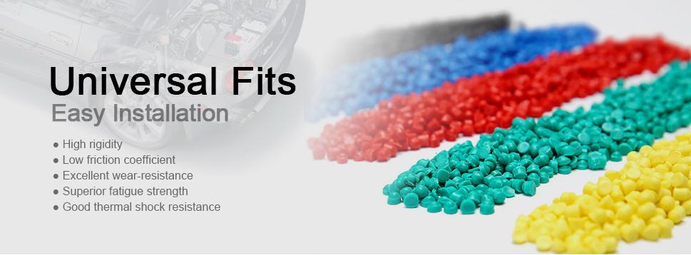 Amazon Com Partssquare 20pcs Bumper Fender Liner Fastener