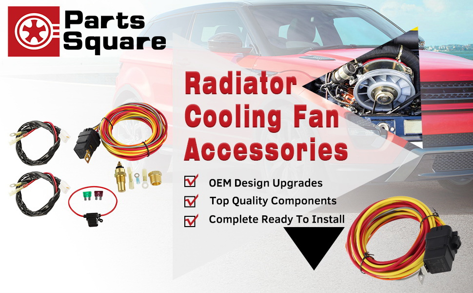 AUTEX NEW Dual Electric Cooling Fan 185 Degree On 165 Off Engine Fan on dual switching relay, auto fan wiring diagram, off delay timer circuit diagram, 2 speed fan wiring diagram, air pressure switch diagram, 1968 chevelle wiring diagram, light and fan switch diagram, 09 yukon electrical diagram, mosfet switch circuit diagram, hvac fan relay diagram, 1999 toyota camry wiring diagram, cooling fan relay diagram, electric fan wiring diagram, cooling fan wiring diagram, cooling fan circuit diagram, ls1 wiring harness diagram, 1955 chevy wiring diagram, 96 impala sensor diagram, relay switch diagram, electrical relay diagram,