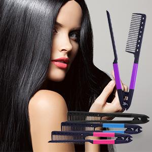 v shaped comb