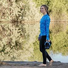 táctico remo activewear manga larga cremallera bolsillo pesca camping senderismo mochilero ejercicio