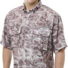 camo spf la peau protectrice activewear tactical aviron activewear manches courte velcro poche caza
