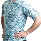 sport  running modest loose hommes nager rashguard chemise UV protection plus adulte soleil upf uv
