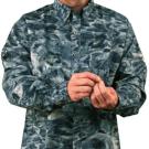protection de la peau masculine activewear tactical aviron activewear poche à glissière à manches