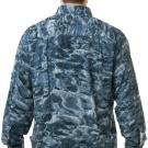 mâle la peau protectrice activewear poche tactique velcro à manches longues pour aviron bolsillo uv