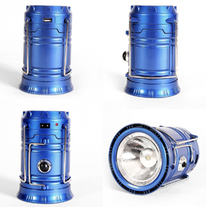 LED CAMPING LANTERN闪光灯