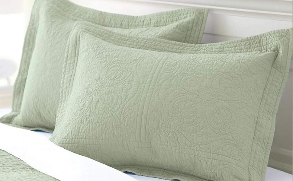100% Cotton Pillow Shams