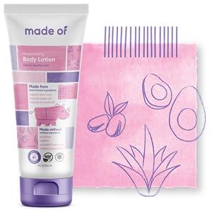 lotion, body lotion, organic, baby lotion, honest company