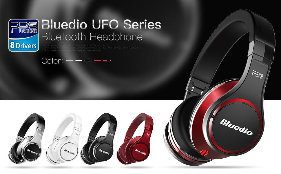 Bluedio Black End Wireless Bluetooth Headphones