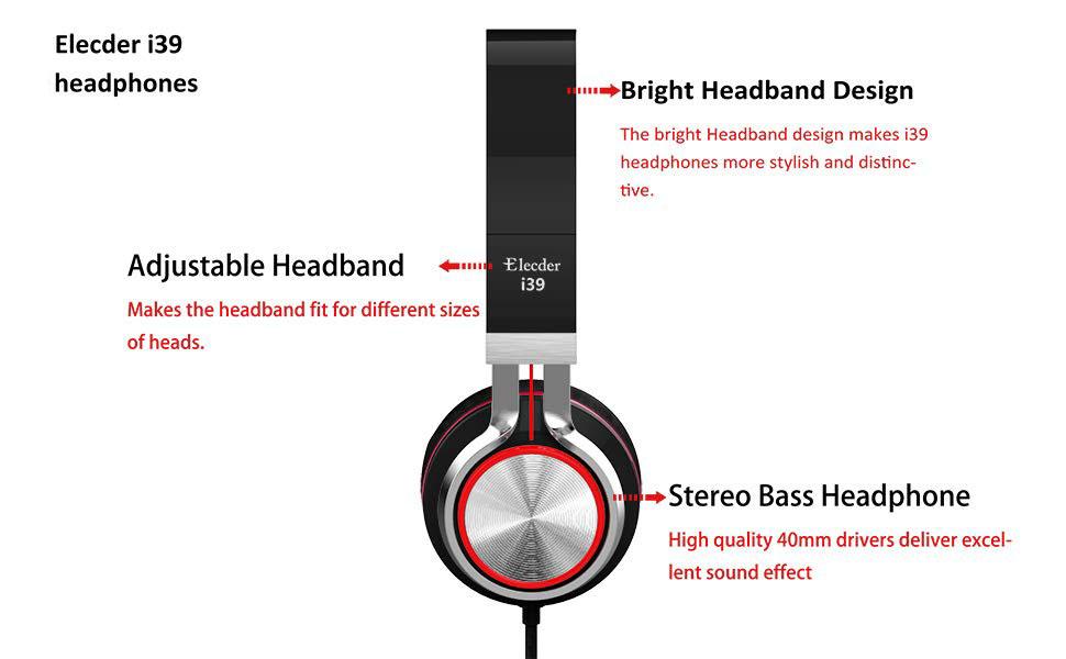 i39 headphones part