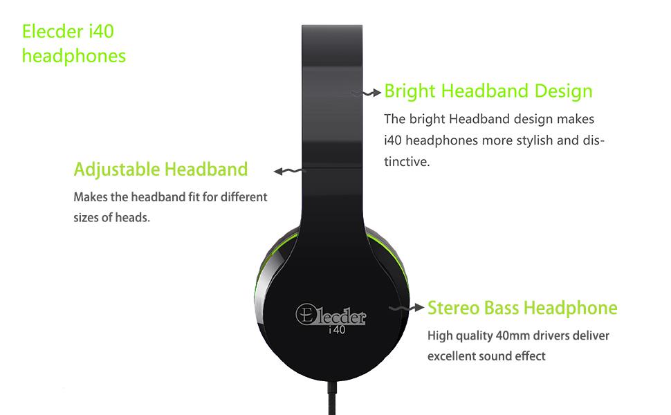 i40 headphones part