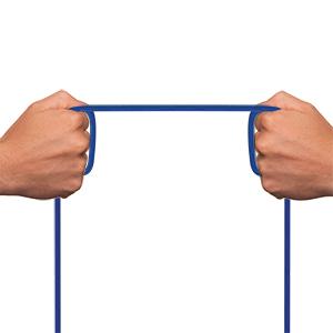 i36蓝色绳子