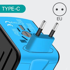 travel adapter-c