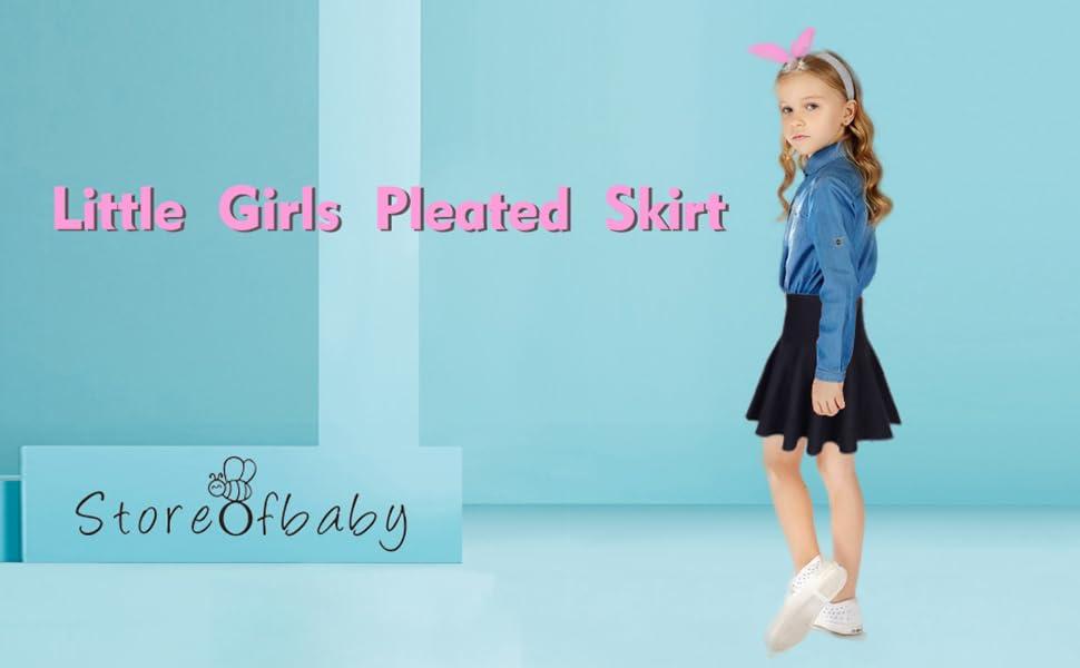 little girls skirt