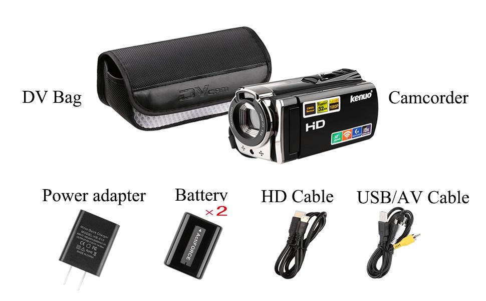 Video camera recorder