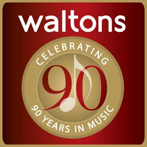 Waltons WM2414 16-Inch Tunable Brown Bodhran