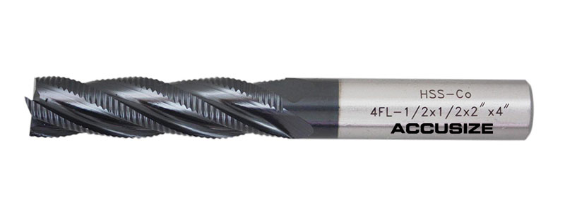 30 degree Angle Helix 13//32 Cutting Diameter 3-3//4 Overall Length 13//16 Length of Cut 13//32 Cutting Diameter 1//2 Shank Diameter 3-3//4 Overall Length Titan USA Double End 1//2 Shank Diameter ALTIN Coated Titan TE81820 M42 Cobalt End Mill