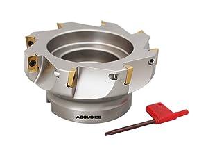 0058-1604x10 Aluminum Cutting K10 AccusizeTools APKT 160408 LH Carbide Insert