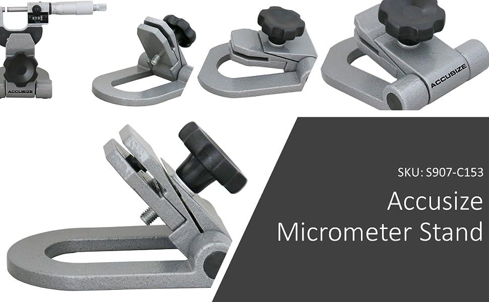 #S907-C153 Micrometer Stand
