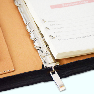 ring binder notebook
