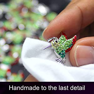 handmade to the last detail