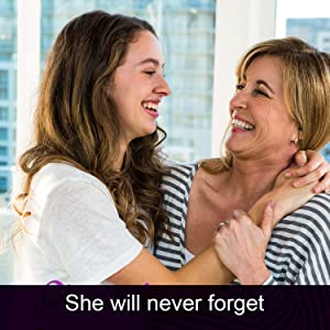 She will never forger