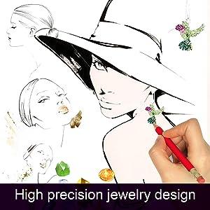 high precision jewelry design