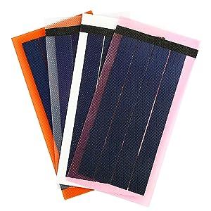 Small Flexible Solar Panel Solar Cell Science Experiments Thin Film Solar Panel