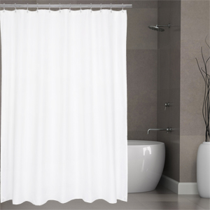 Waterproof TPU fabric shower curtain liner