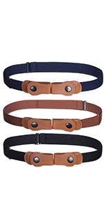 buckle-free belt for child