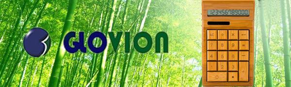 Solar Power Bamboo Calculators