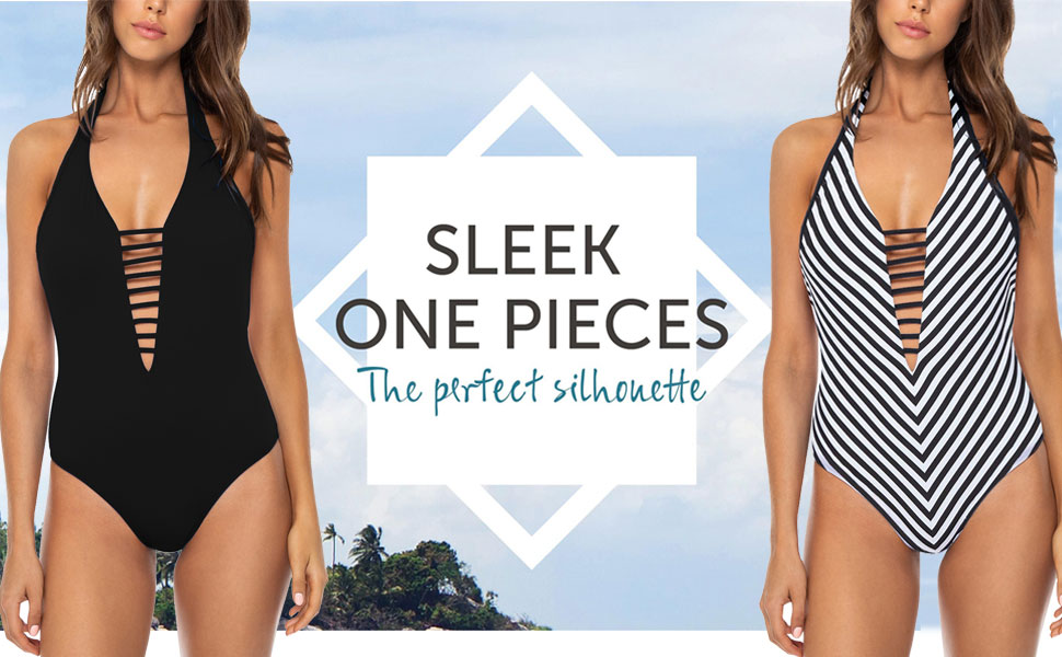 LaSuiveur one piece swimsuit for women
