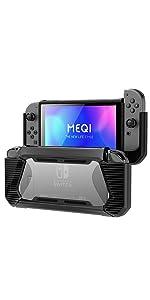 Amazon.com: Protective Case for Nintendo Switch, Meqi Hard ...