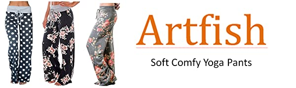 ARTFISH PANTS