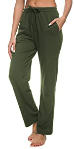 Solid Pants