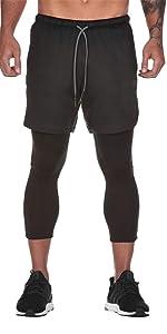 tight leggings for men