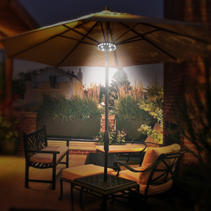 OYOCO Umbrella Light Is A Unique And Innovative Product That Came To Light  Your Summer Night.
