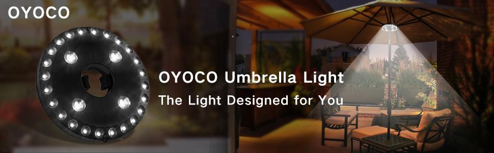 The NO1. Umbrella Light