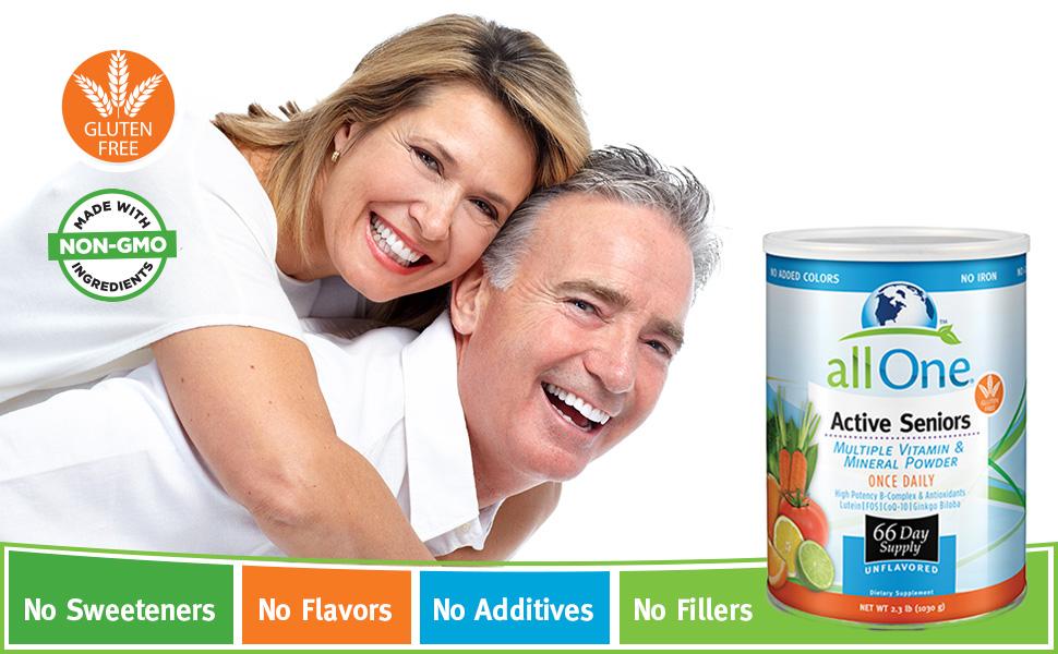 AllOne Multivitamin Active Seniors