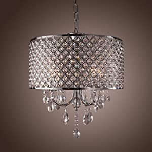 Light Direction Ambient Suggested Room Fit Dining Bedroom Living Size 40 50m2 Features Crystal Dimmable No Dimensions